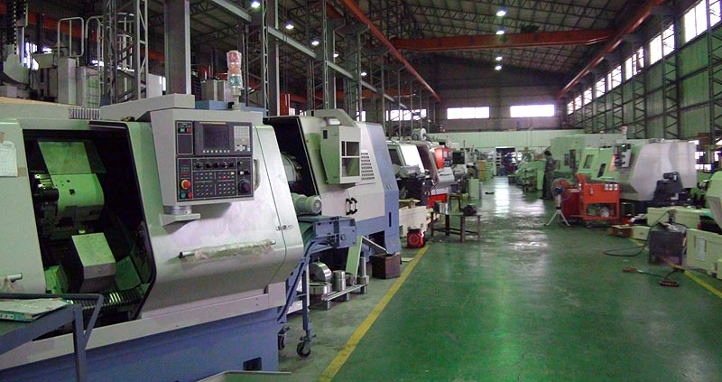YT-CNC-Lathes-2Spindles-2Turrets-Factory